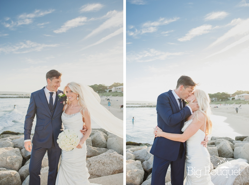 Rebecca & Adam's Wedding at St Peter's Church & Cafe Shore, Poole Wedding Photography