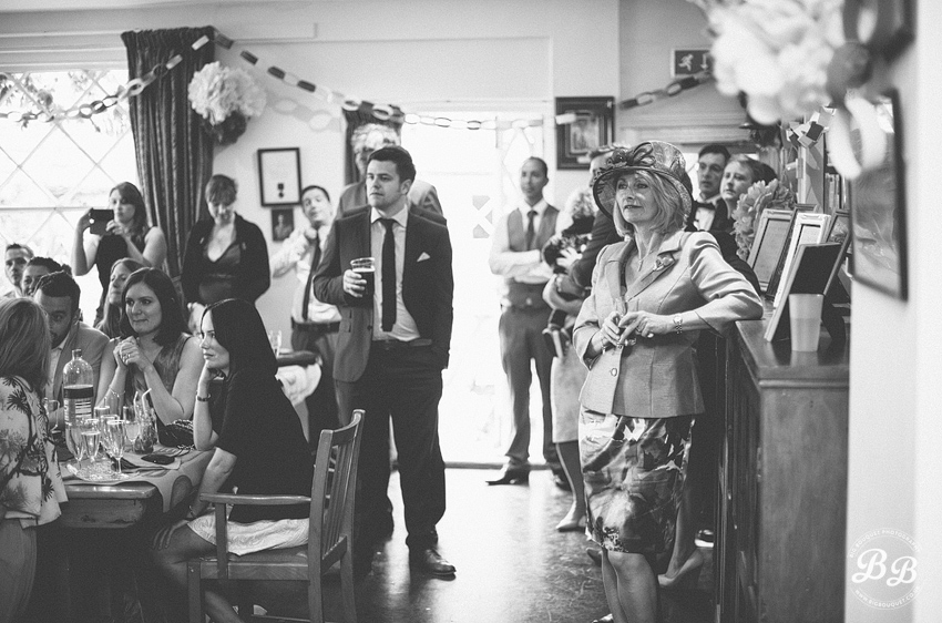 Becky + Matt's Wedding at The Old Malthouse, Swanage - Part Two Featured Wedding Photography