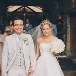 Alex and Kate's Wedding at Cripps Barn, Cotswolds