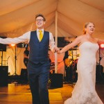 Jenny and Duncan's Humanist Wedding at Studland Bay House
