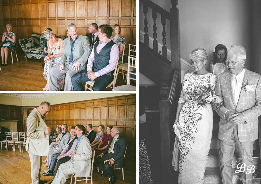 Liz and Simon's Wedding at Chaffeymoor Grange, Dorset Wedding Photography