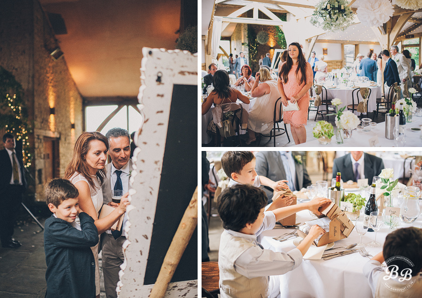 Alex and Kate's Wedding at Cripps Barn, Cotswolds Wedding Photography