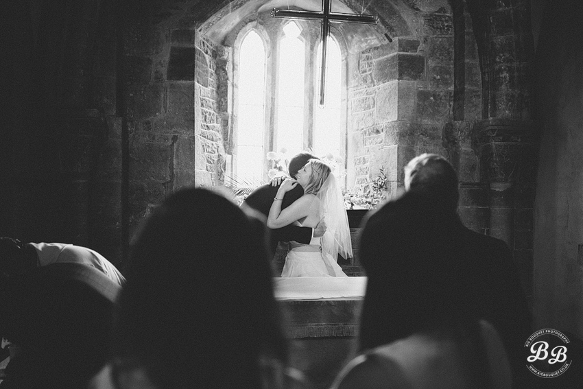 Emma and Tom's Wedding at St Nicholas Church & Harry Warren House Featured Wedding Photography