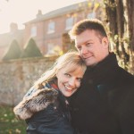 Jolie and Simon's Wedding Prep Shoot in Winchester