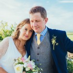Hannah and Tom's Wedding at Manor Farm, Somerset