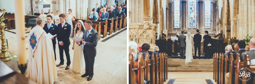 Claire & Simon's Wedding at Wimborne Minster and Deans Court Wedding Photography