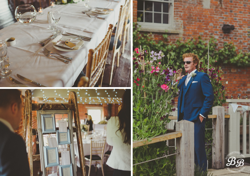 John & Katherine's Wedding at Sopley Mill Featured Wedding Photography