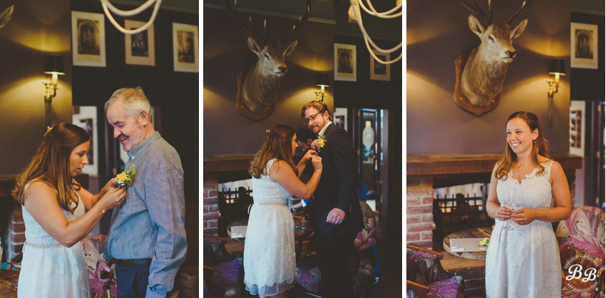 016-threetunsbuck - Stephanie & Patrick's Wedding at The Three Tuns Inn, Dorset - Wedding Photography