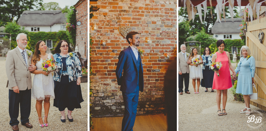 028-threetunsbuck - Stephanie & Patrick's Wedding at The Three Tuns Inn, Dorset - Wedding Photography