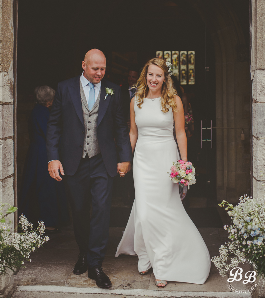 St Thomas Wedding: Royal Lymington Yacht Club Wedding