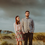 Ross & Nicola's Wedding Prep Shoot at Hengistbury Head