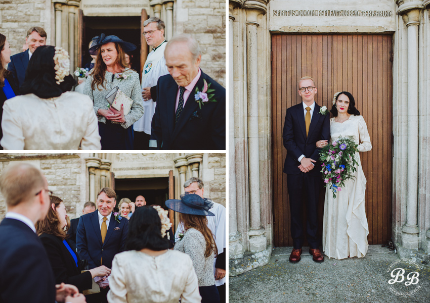 022-swancorfe_oct17_bb - Josh & Emily's Wedding in Swanage and Corfe Castle, Dorset - Wedding Photography