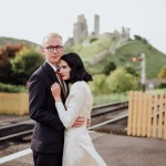 steamcastlefeat-150x150 - Louise & Ben's Wedding at All Hallows Church, Whitchurch and Horsebridge Station - Wedding Photography