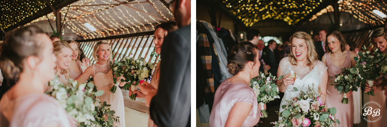Abi & Will's Wedding at Cripps Stone Barn, Cheltenham Featured Wedding Photography
