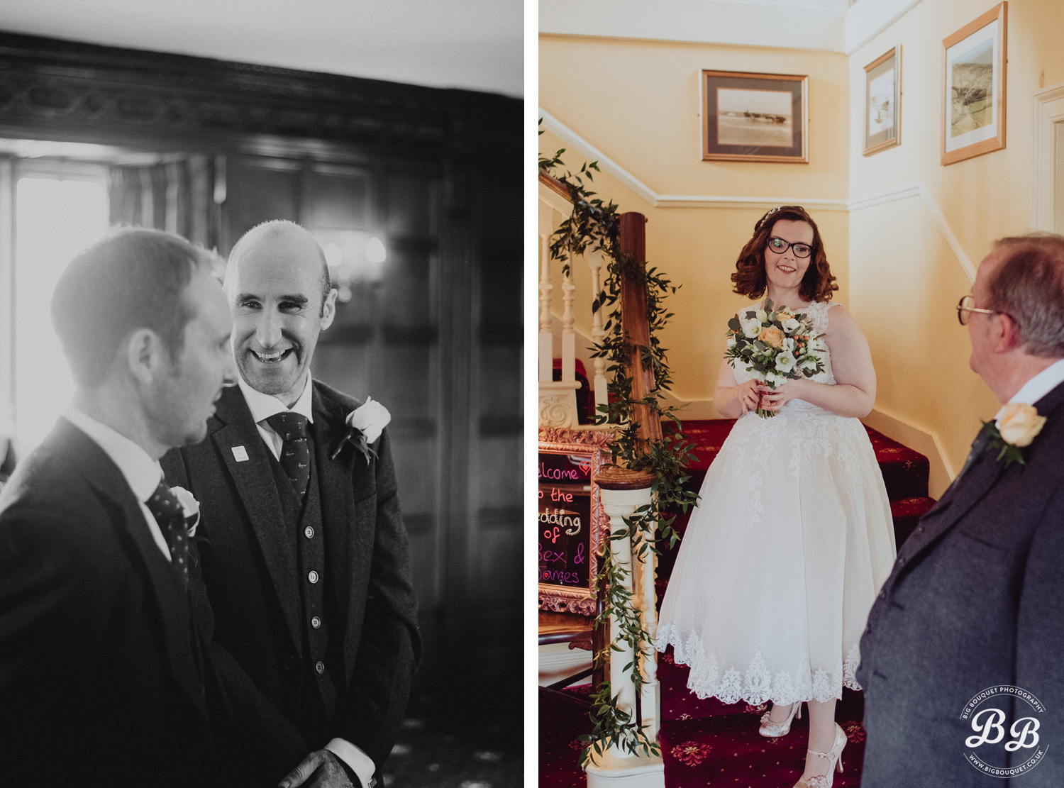 010-bjmortons_mar18_bb - Becky & James' Wedding at Mortons House Hotel - Wedding Photography